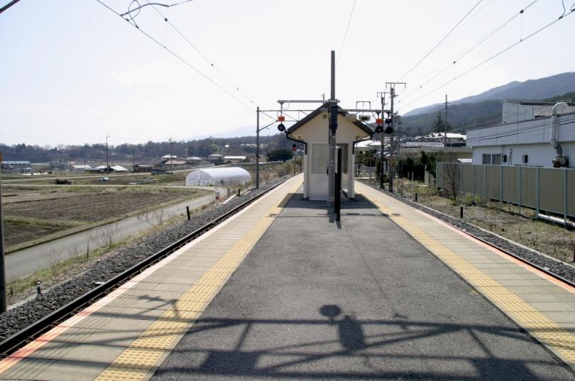 伊那新町駅