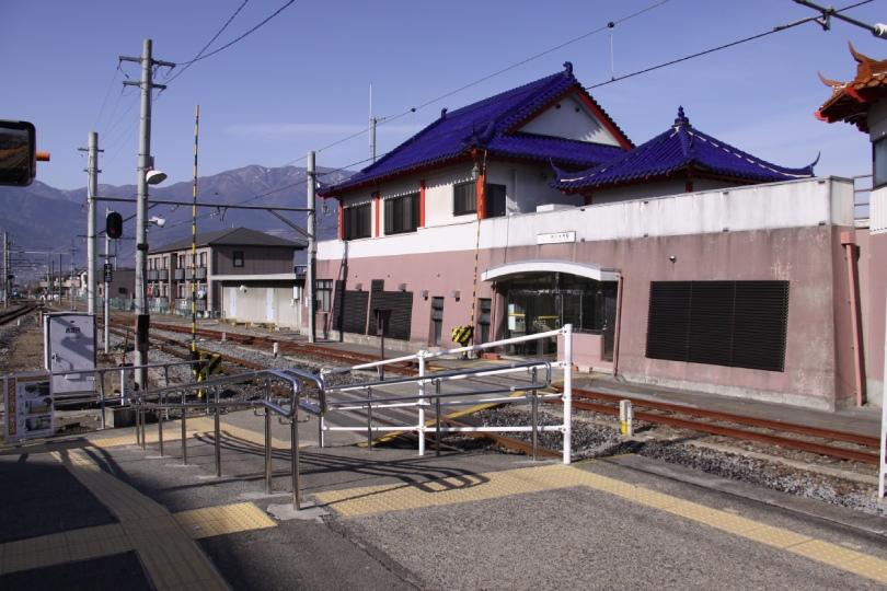 市川大門駅