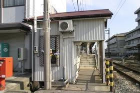 駅 出入口 上諸江 駅 駅 出入口 ...